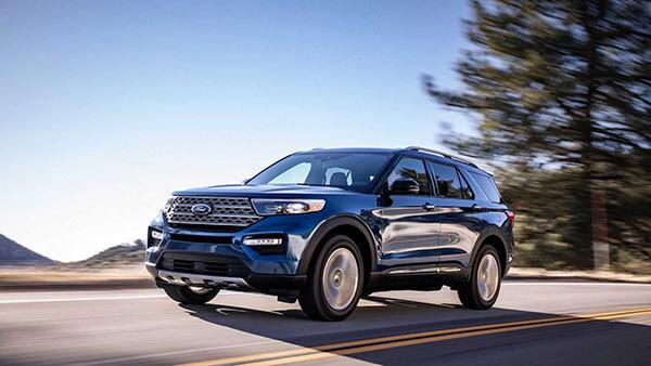 dau xe ford explorer 2020 saigon ford - Ford Explorer