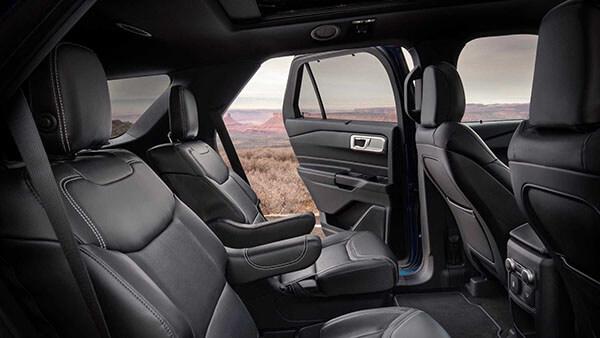 hang ghe thu hai ford explorer 2020 saigon ford - Ford Explorer